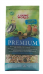 Living World Premium Mix For Cockatiels and Lovebirds (908g or 2kg)